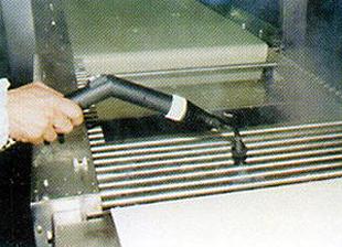 製造設備の洗浄事例