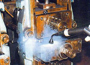 機械や部品の洗浄事例